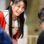 女流棋士 竹俣紅が10人を相手に多面指 四人将棋にも初挑戦