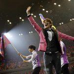宮野真守、横浜アリーナ公演をWOWOWで1月4日放送!