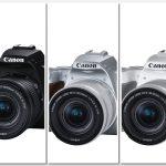 """世界最軽量を実現したデジタル一眼レフカメラ""""EOS Kiss X10″を4月25日発売"""