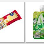 アイスの季節到来! ロッテ『練乳ミルクかき氷バー』を6月17日、『クーリッシュ メロンソーダフロート』を24日に全国発売!