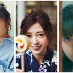 乃木坂46 真夏の全国ツアー公式SPECIAL BOOK「N46MODE vol.1」白石麻衣・齋藤飛鳥・与田祐希の誌面カットを公開