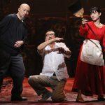 吉田鋼太郎演出&出演、石原さとみ主演舞台 「アジアの女」今夜開幕