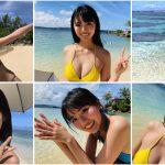ミスマガジングランプリ 豊田ルナが週刊ヤングマガジンで初ソロ表紙!