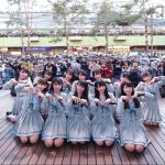 """≠ME「夢は""""目の前にある東京ドーム!""""」1,500人のファン沸かす"""