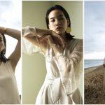 のん ファッションブランド LAGUNAMOONの 「2020 SPRING&SUMMER DRESSBOOK」のモデルに