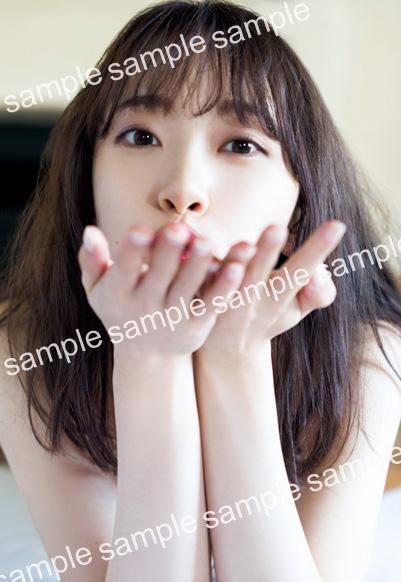(クリアポストカード)sample