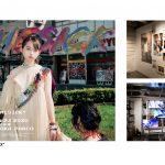 """伊藤万理華EXHIBITION """"HOMESICK""""福岡パルコで追加開催決定!期間限定チャリティTシャツの販売も"""