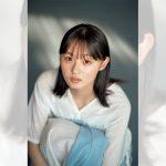 乃木坂46の未来を担う4期生・遠藤さくらが表紙飾る